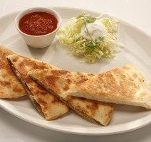 Grilled Chicken Quesadilla