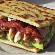 Turkey & Bacon Panini